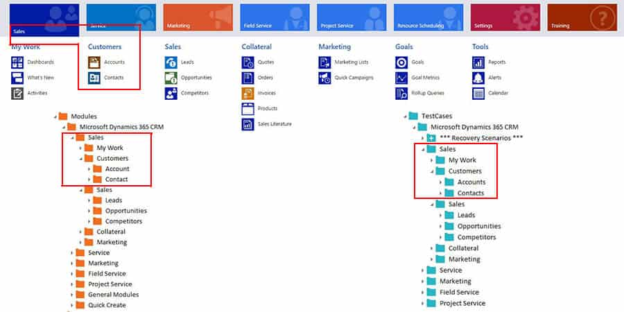 Qualysoft Accelerator for MS Dynamics CRM - Tricentis