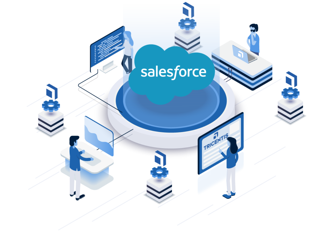 Tosca - Salesforce Testing