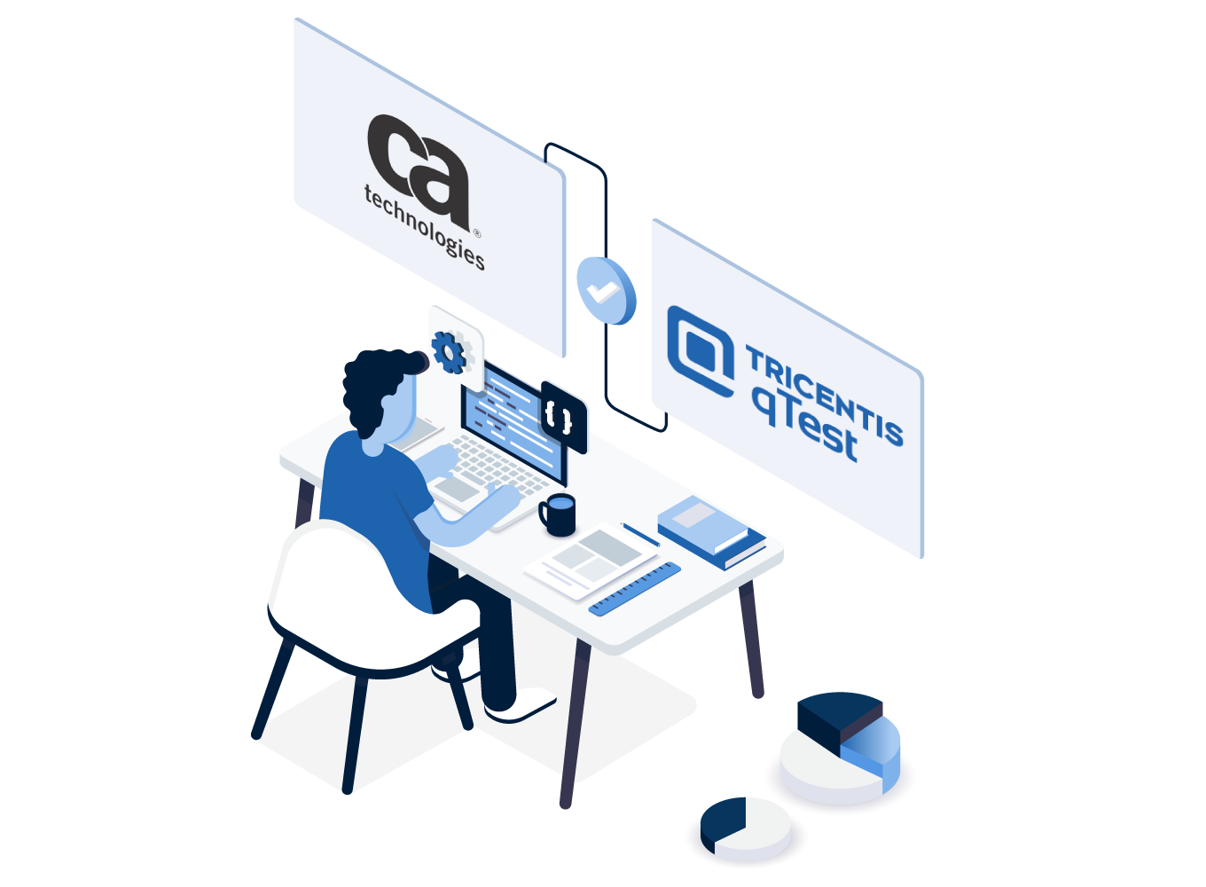qTest and CA Agile Central
