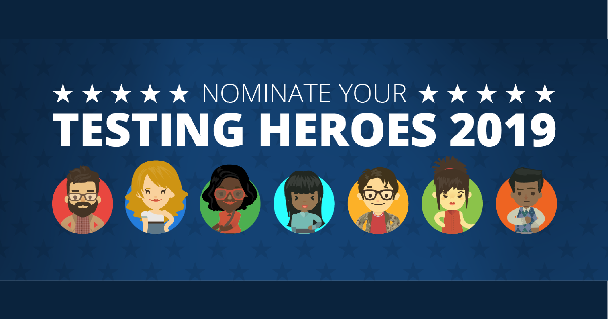 Testing Heroes Awards To Honor Software Testers Tricentis