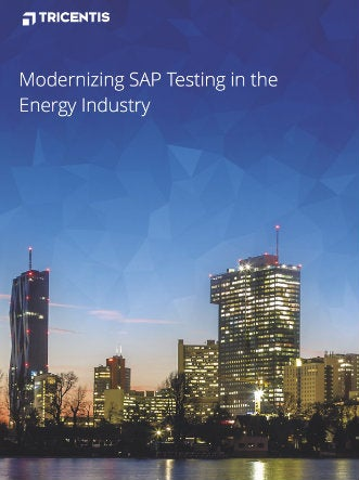 SAP Testing in the Energy Industry