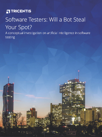 Software Testers: Will a Bot Steal Your Spot