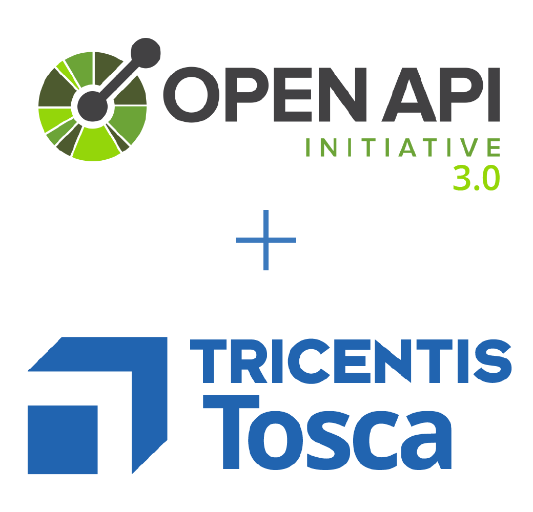 Tosca Supports openAPI 3.0