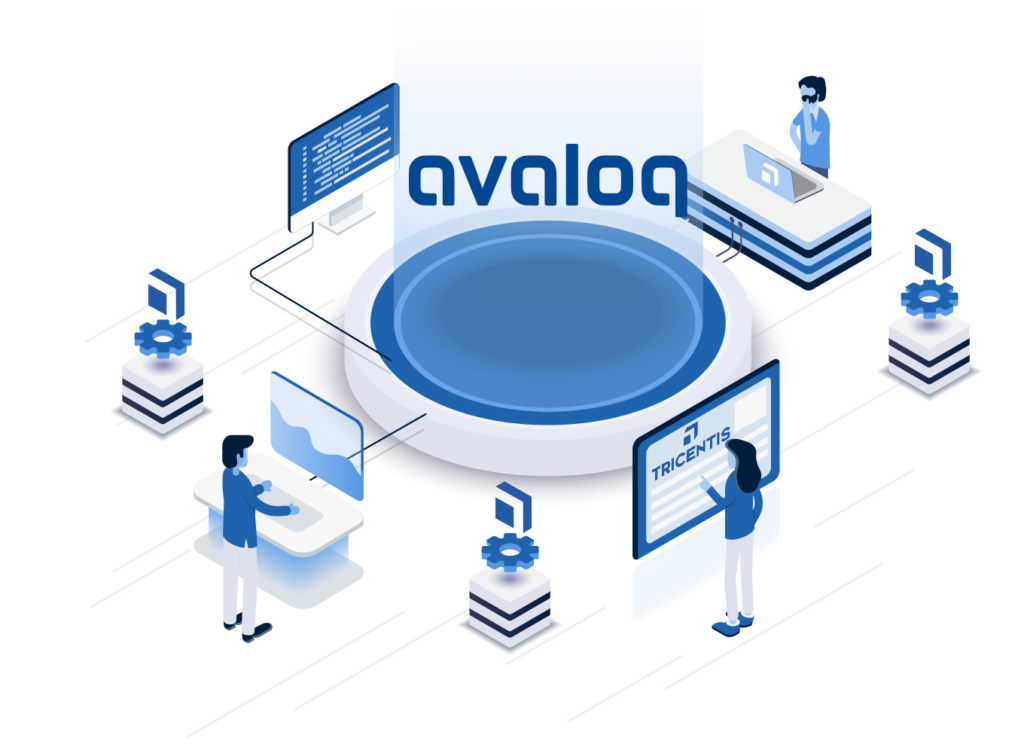 Avaloq Testing with Tricentis